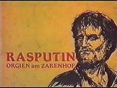Rasputin Orgien am zarenhof