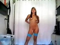 Real Homemade Tape Of Hot Blonde