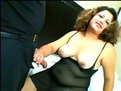 Fucking Horny Fat BBW Latina friend I met online TheBBWGF